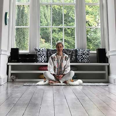 Emma Yoga Space Yorkshire Womens' Group, Kundalini yoga, Yoga Nidra teacher