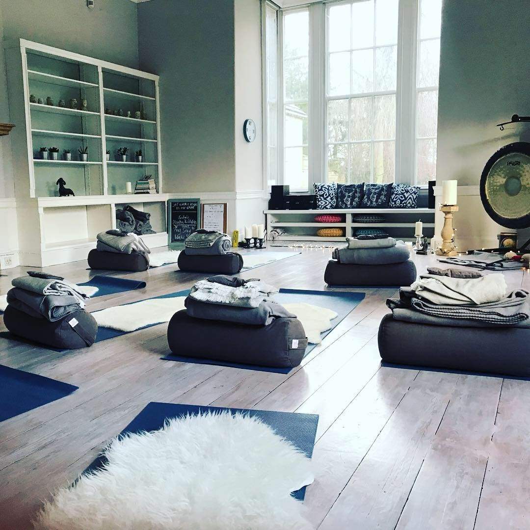 Yoga Retreat in Yorkshire with Vicky Fox Triyoga