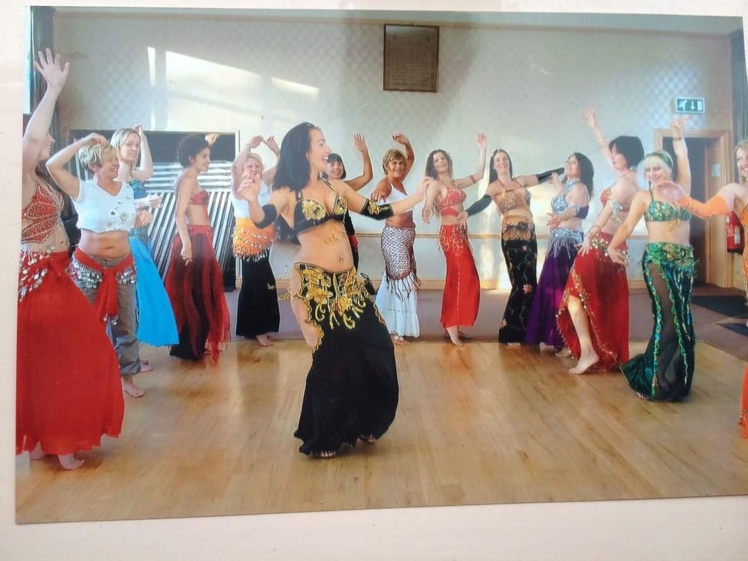 women's dance and yoga retreat at Yogaspace Yorkshire