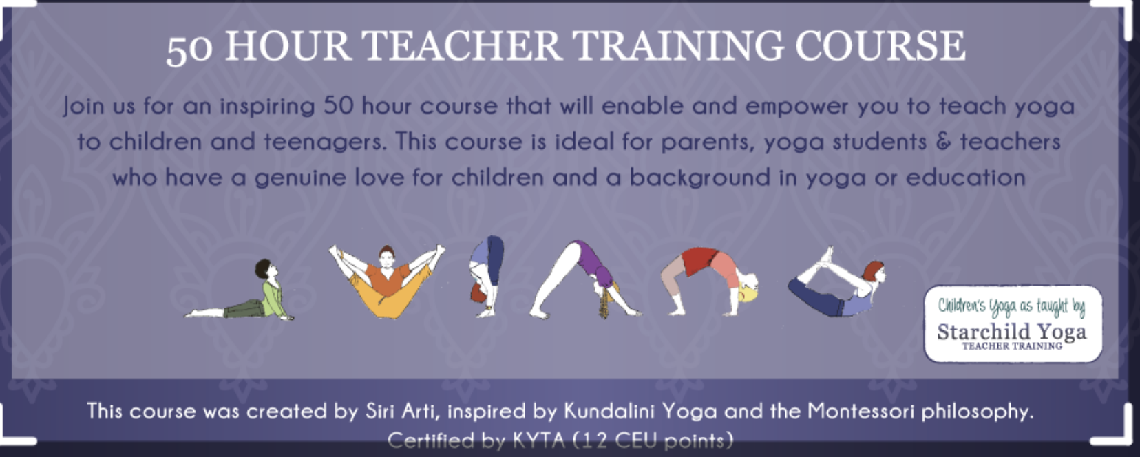 Star Child teacher training at YogaSpace Yorkshire