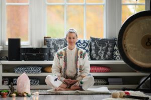 Kundalini yoga teacher at YogaSpace Yorkshire
