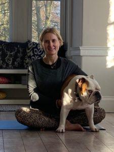 Emma Yin yoga YogaSpace Yorkshire