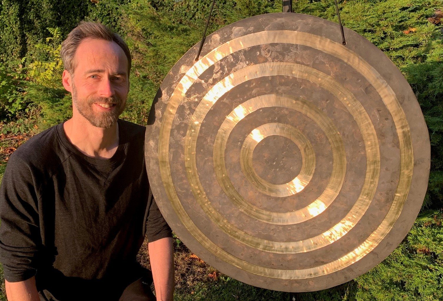 Sound Gong baths at YogaSpace Yorkshire