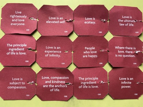 Love and heart chakra YogaSpaceYorkshire