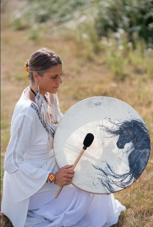 Shamanic online sound journey at YogaSpace Yorskhire