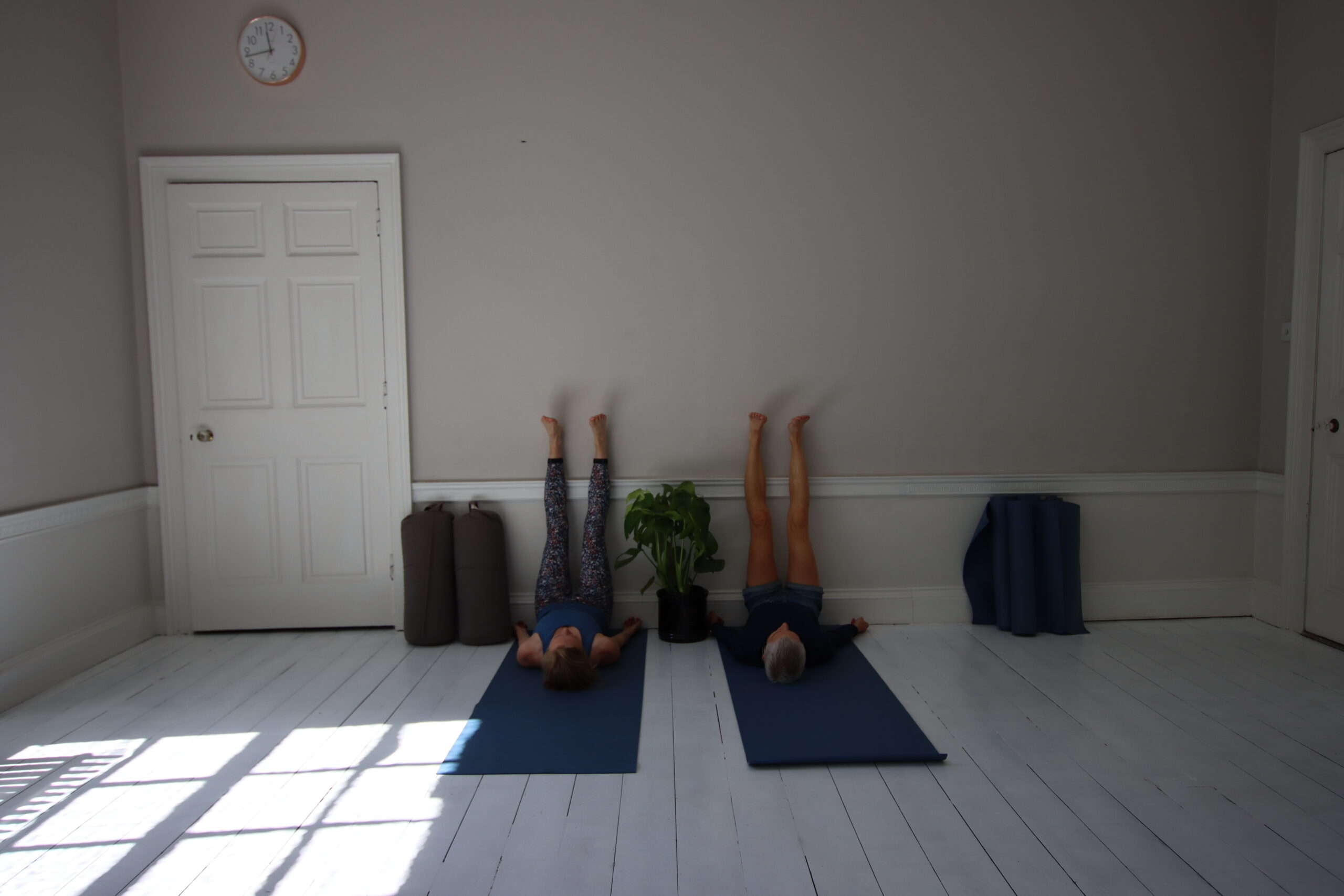 Partner Yoga Classes at YogaSpace Yorkshire Bedale