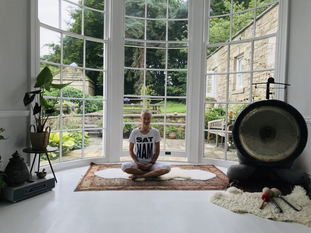 Yin yoga teacher at YogaSpace Yorkshire