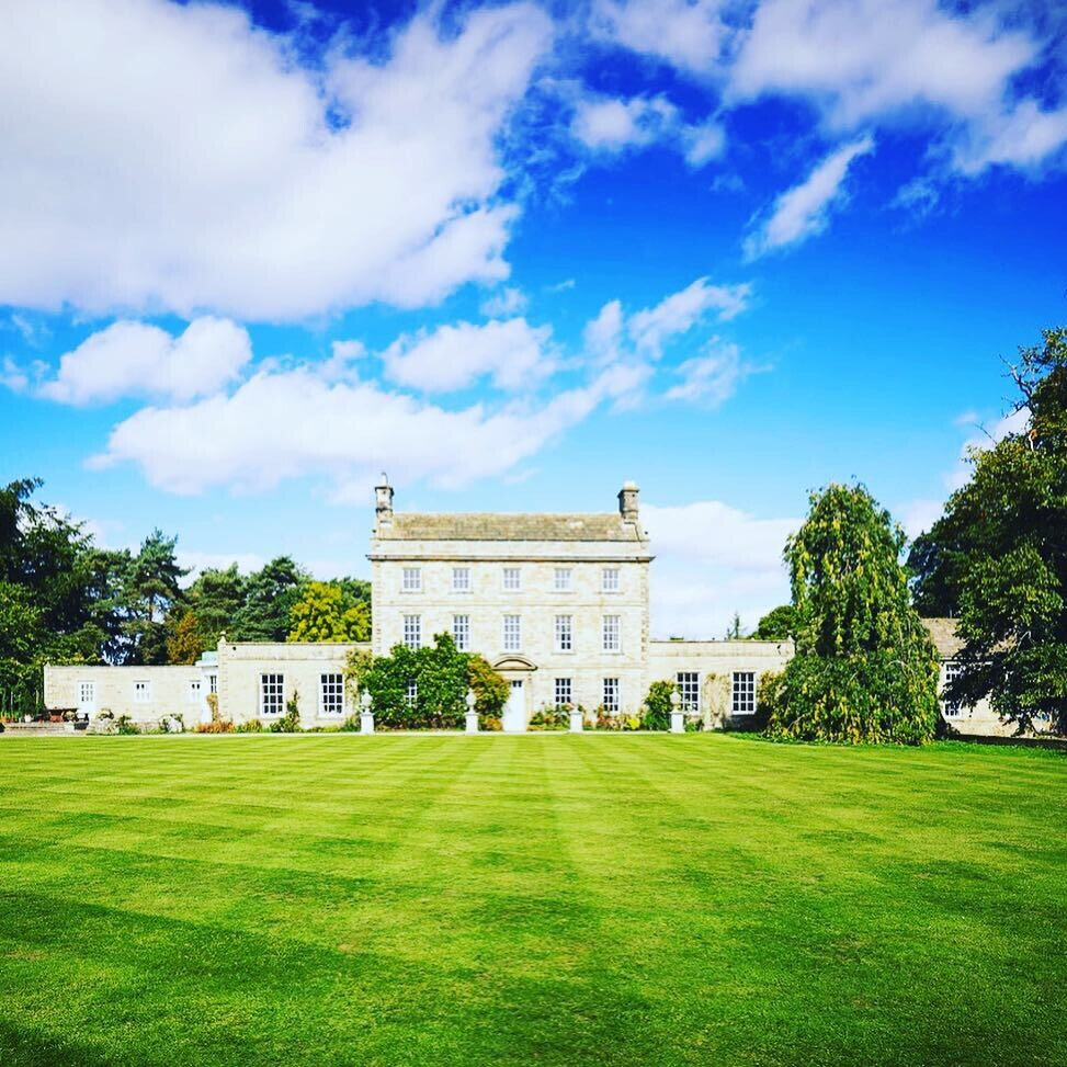 Patrick Brompton Hall home of YogaSpace Yorkshire near Bedale yoga retreats centre and yoga classes studio