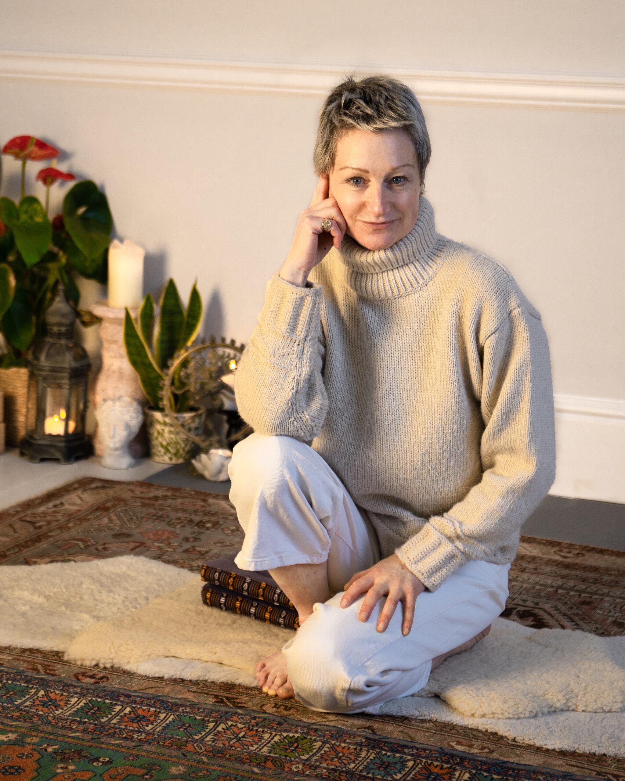 Kundalini yoga Teacher Emma at YogaSpace Yorkshire