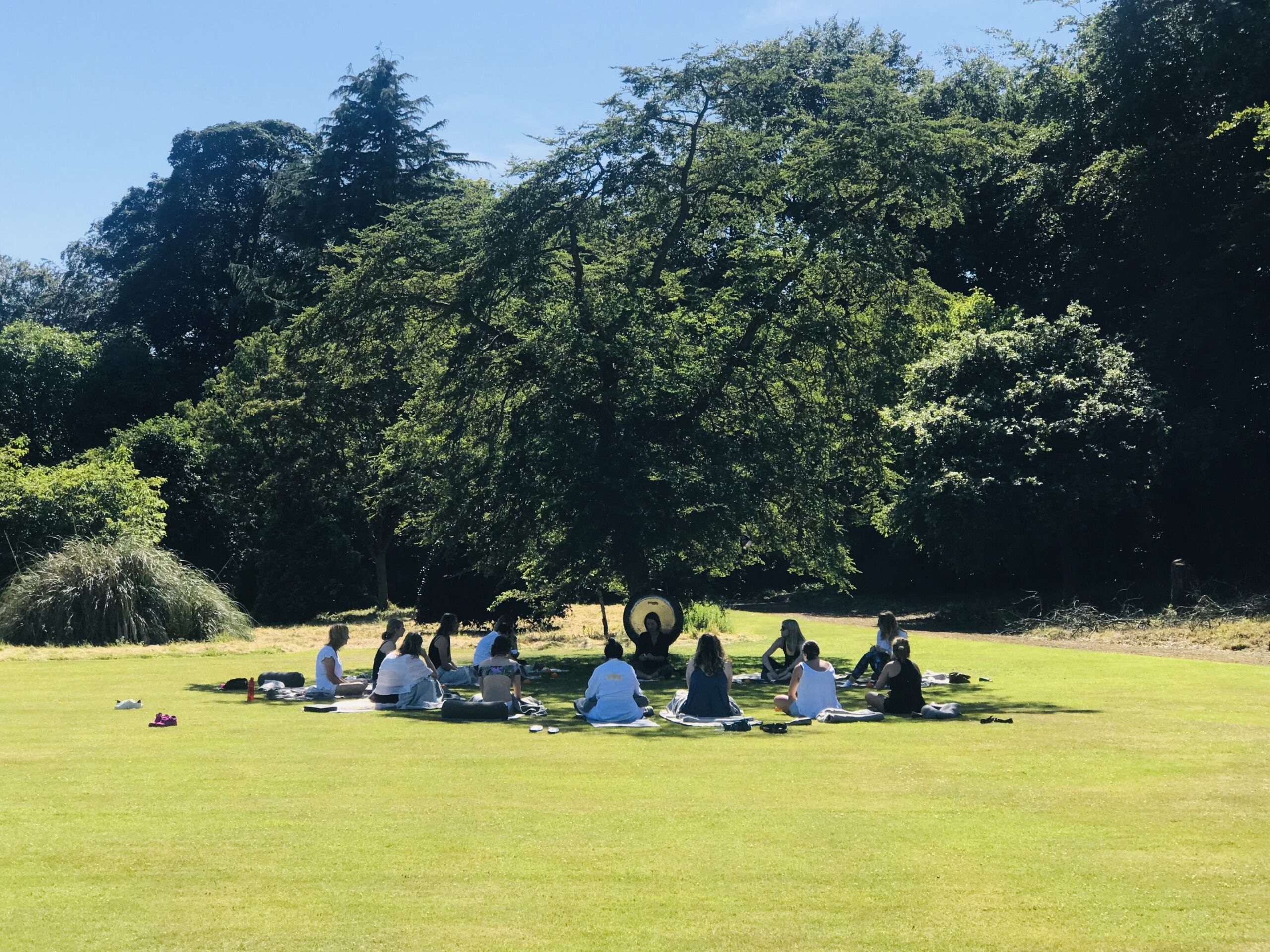 Summer Solstice Yoga retreat day at YogaSpace Yorkshire