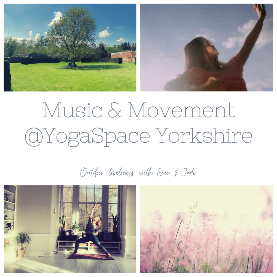 Music Movement Yoga Event at YogaSpace Yorkshire