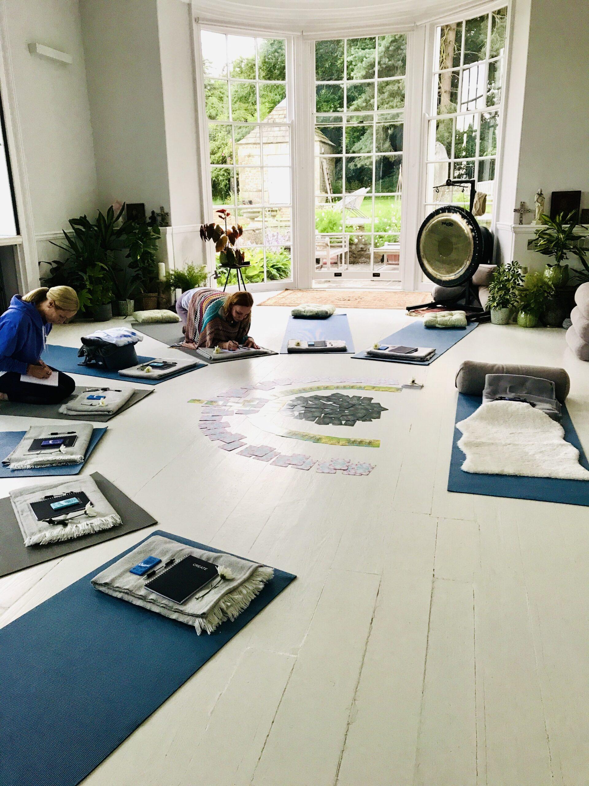 Yoga Retreat at YogaSpace Yorkshire September 20221