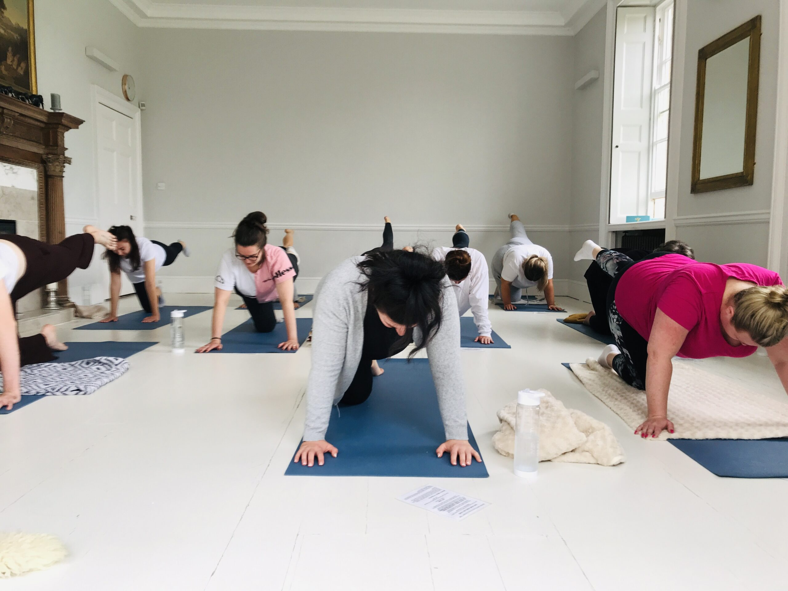 Beginners Kundalini yoga classes at YogaSpace Yorkshire
