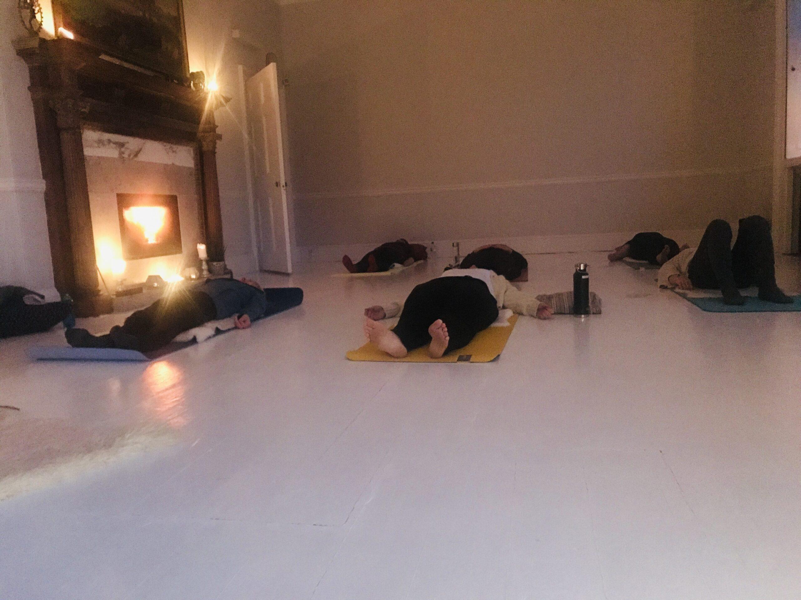 Somatic Kundalini retreats at Yoga Space Yorkshire
